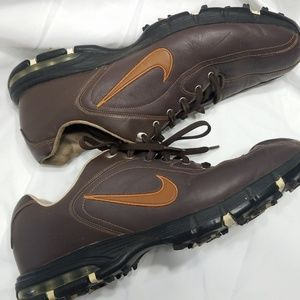 a34a280b76 Nike Shoes - Nike Air Zoom Revive Golf Shoes size 11.5 Brown